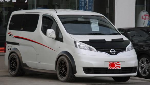 Nissan NV200 elgarajetuning