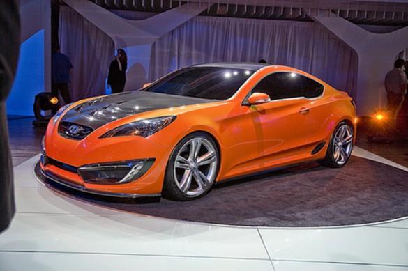 Hyundai Coupe FX